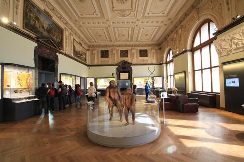 ウィーン自然史博物館見学紀(2)-3