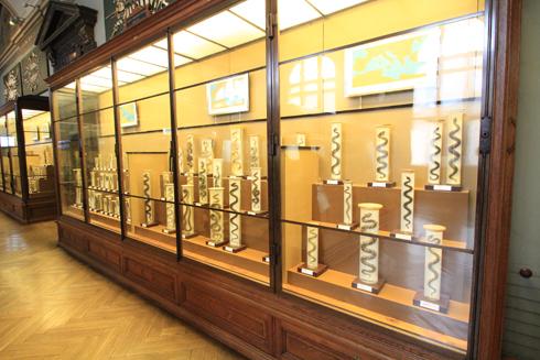 ウィーン自然史博物館見学紀(2)-12