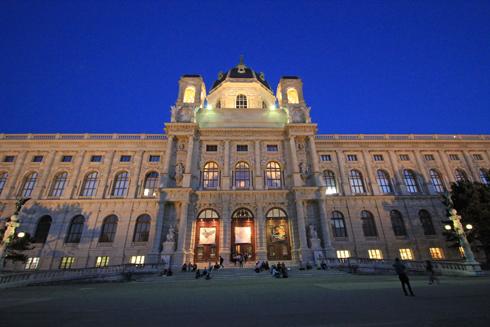 ウィーン自然史博物館見学紀(2)-23