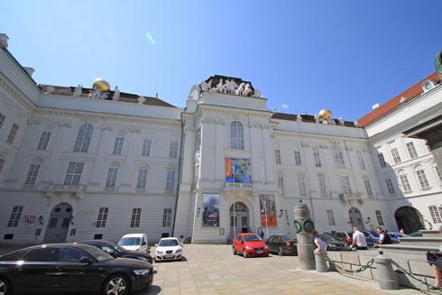ウィーン国立図書館2015-1