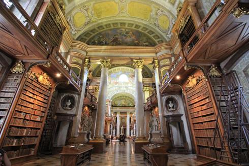 ウィーン国立図書館2015-3