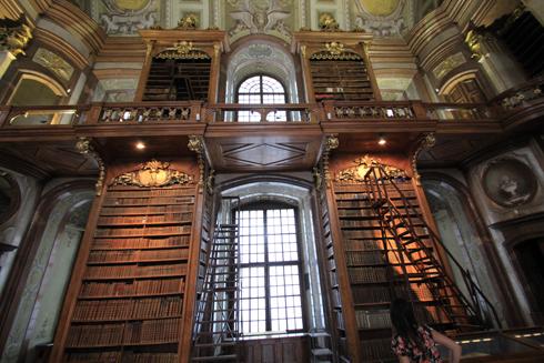 ウィーン国立図書館2015-4