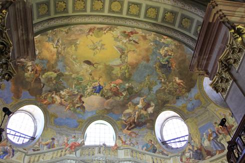 ウィーン国立図書館2015-7