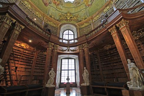 ウィーン国立図書館2015-9