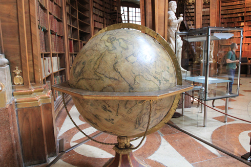 ウィーン国立図書館2015-12