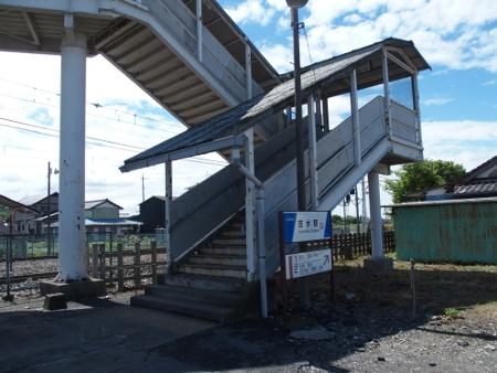 吉水駅 入口
