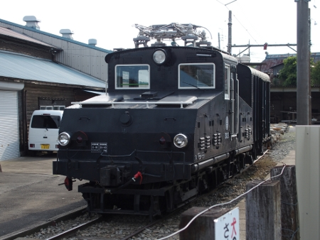 大胡列車区 デキ3020形