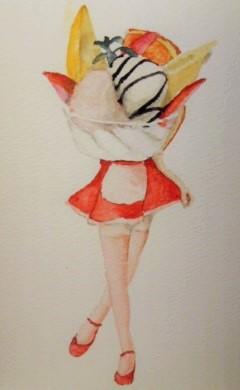 ケーキ萌え (92)