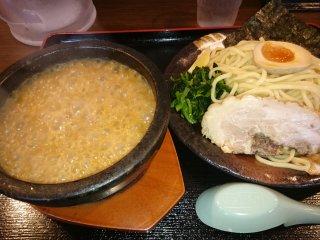 s竹本商店つけ麺開拓舎 (1)