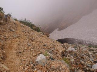 s08雪渓下り5
