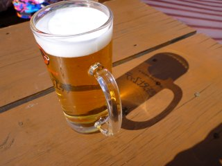 s07生ビールゲット