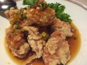 紅花樓 若鶏肉の棒々鶏