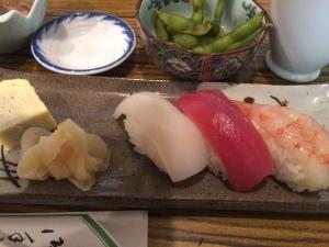 大芳3 お寿司