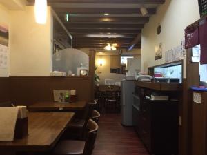 河島屋食堂2 店内