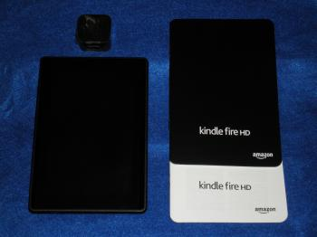 Kindle Fire HD 8GB 2013