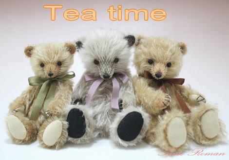 Tea timeさま