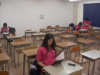 テスト勉強①