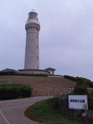 角島の灯台