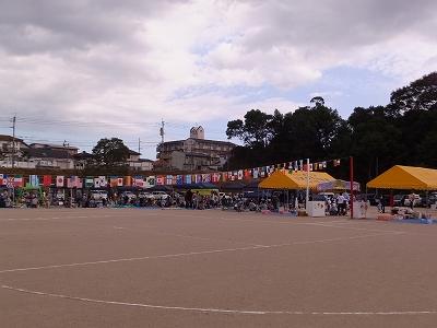 幼稚園運動会テント