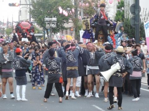 ひたちなか市のお祭り⑧