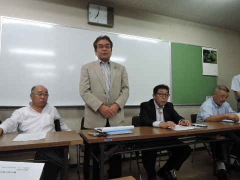 平成27年8月29日 獅子舞連合会全体会議③