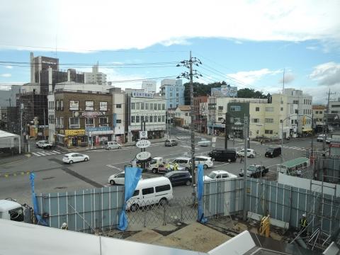 JR石岡駅 新駅橋上化一部供用⑨