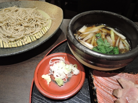 蕎麦切り串焼き 一成つくばBiVi店 (14)