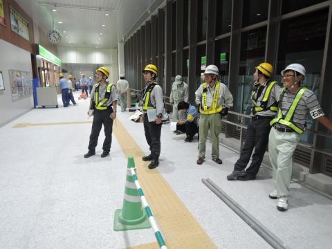JR石岡駅 新駅橋上化一部供用開始⑨