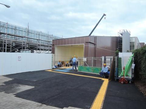 JR石岡駅 新駅橋上化一部供用開始⑩