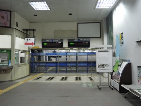 JR石岡駅 新駅橋上化一部供用開始⑭