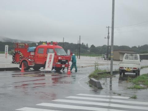 平成27年9月10日恋瀬川氾濫 片野地区⑪