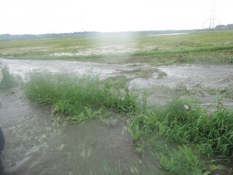 ⑤平成27年9月10日 三村排水問題 (3)