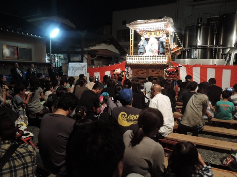 平成27年「たたき初め」④泉町