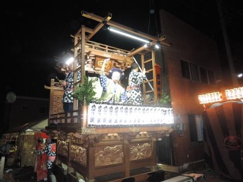 平成27年「たたき初め」⑥富田町
