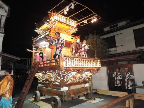 平成27年「たたき初め」⑪香丸町