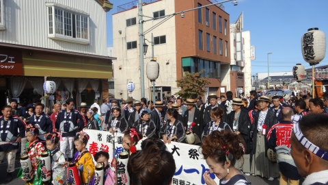 平成27年9月20日幌獅子パレード③