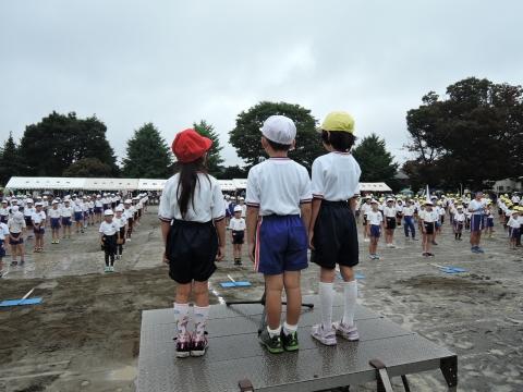 娘の運動会③