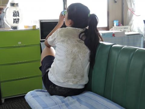娘の運動会⑤