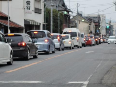 中島輪業前 西泉町 県道側溝が壊れる⑤