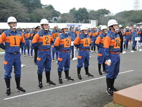 平成27年10月11日消防ポンプ県南北部大会 優勝④