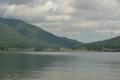 木崎湖北半