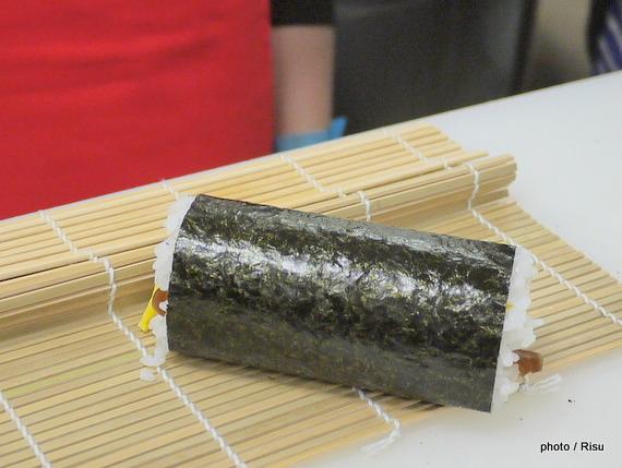 美味しい巻き寿司の作り方-銀のさら