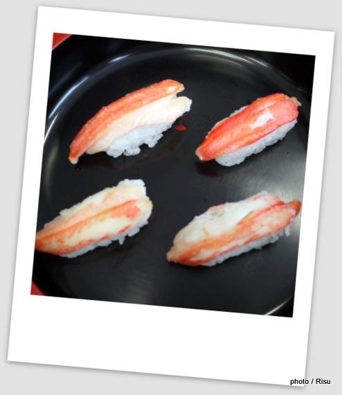 銀のさら寿司食べ比べ