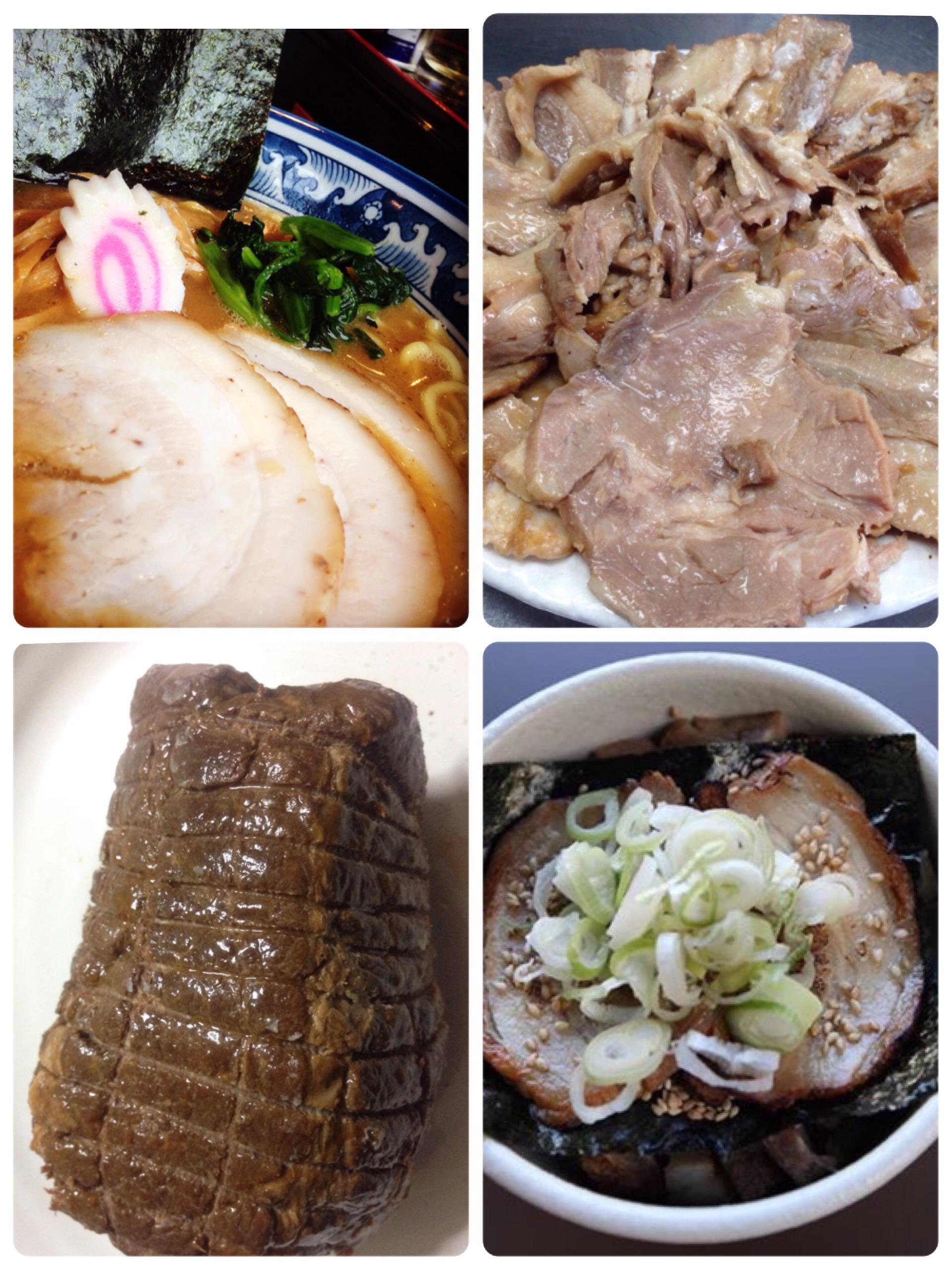 大成麺市場チャーシュー