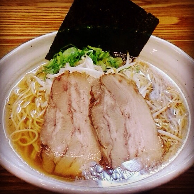 上海麺館 中野区中野5−63−4 豚そば