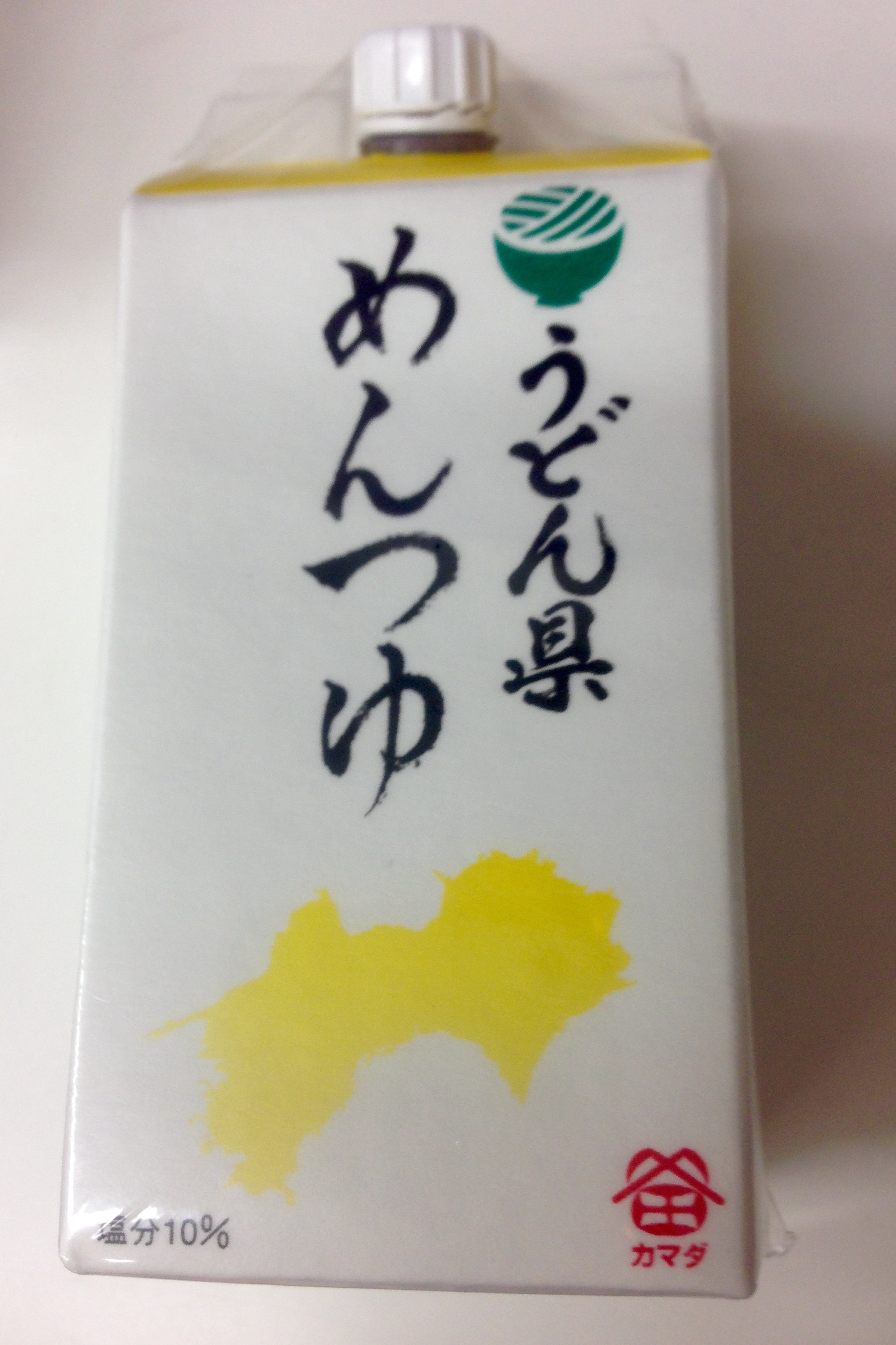 うどん県めんつゆ