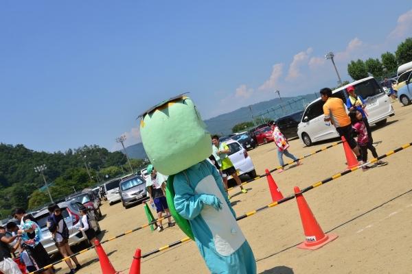 2015年8月2日 上田市御嶽堂 丸子総合体育館
