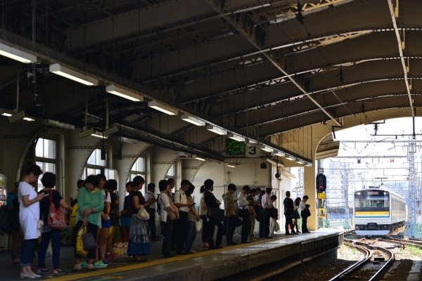 2015年9月11日 JR東日本鶴見線 鶴見 205系T11編成