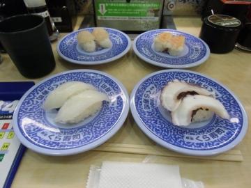 スプラトゥーン第6回フェスくら寿司