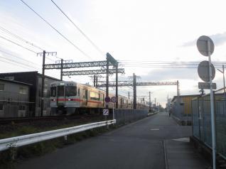 JR藤枝変電所
